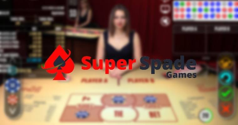 Super Spade Games selection of live dealer teen patti