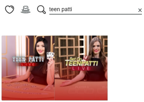 2 teen patti apps at Casumo