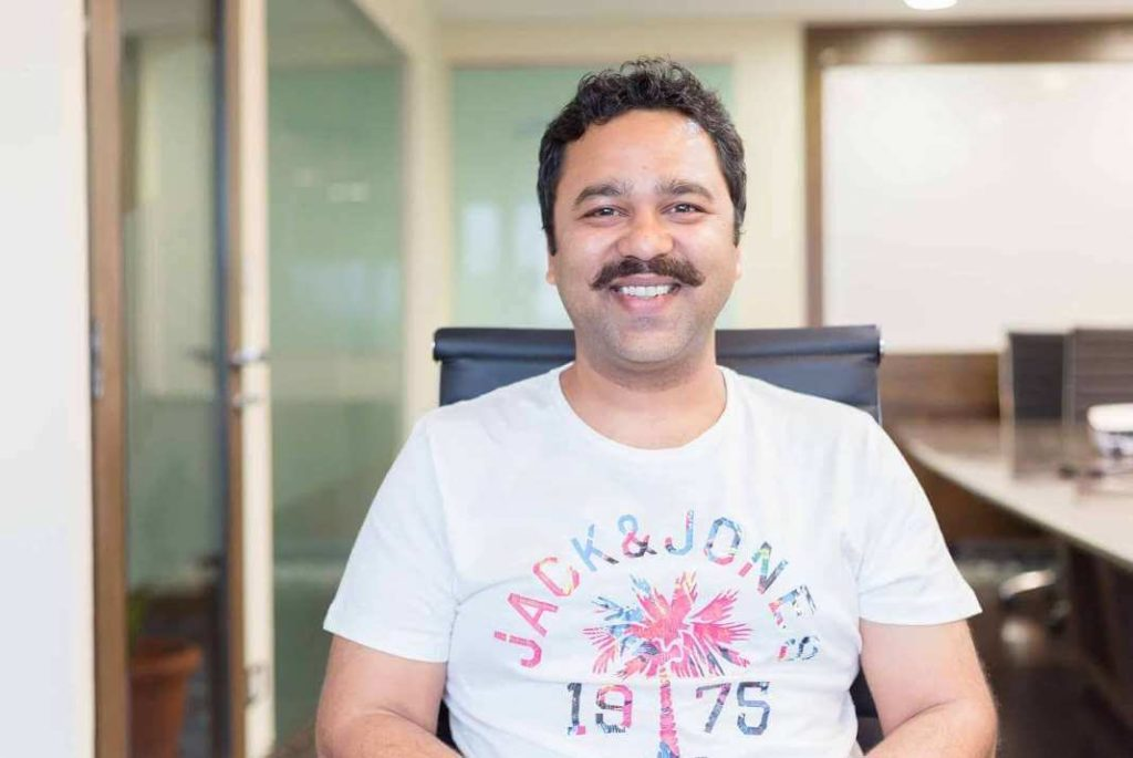 Co-Founder of Moonfrog Labs Tanay Tanal